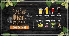 Online Biercampagne