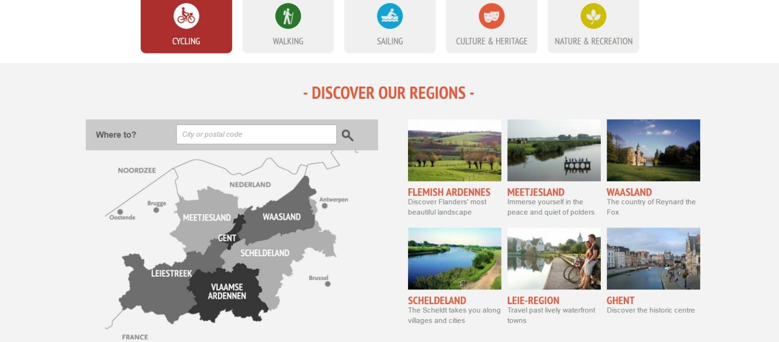 Website TOV in andere talen online