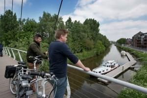 Advertenties van Toerisme Scheldeland in subregionale media-initiatieven