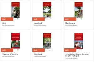 Alle fietsnetwerkkaarten opnieuw beschikbaar