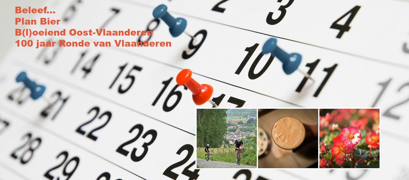 Thematische kalenders on-line