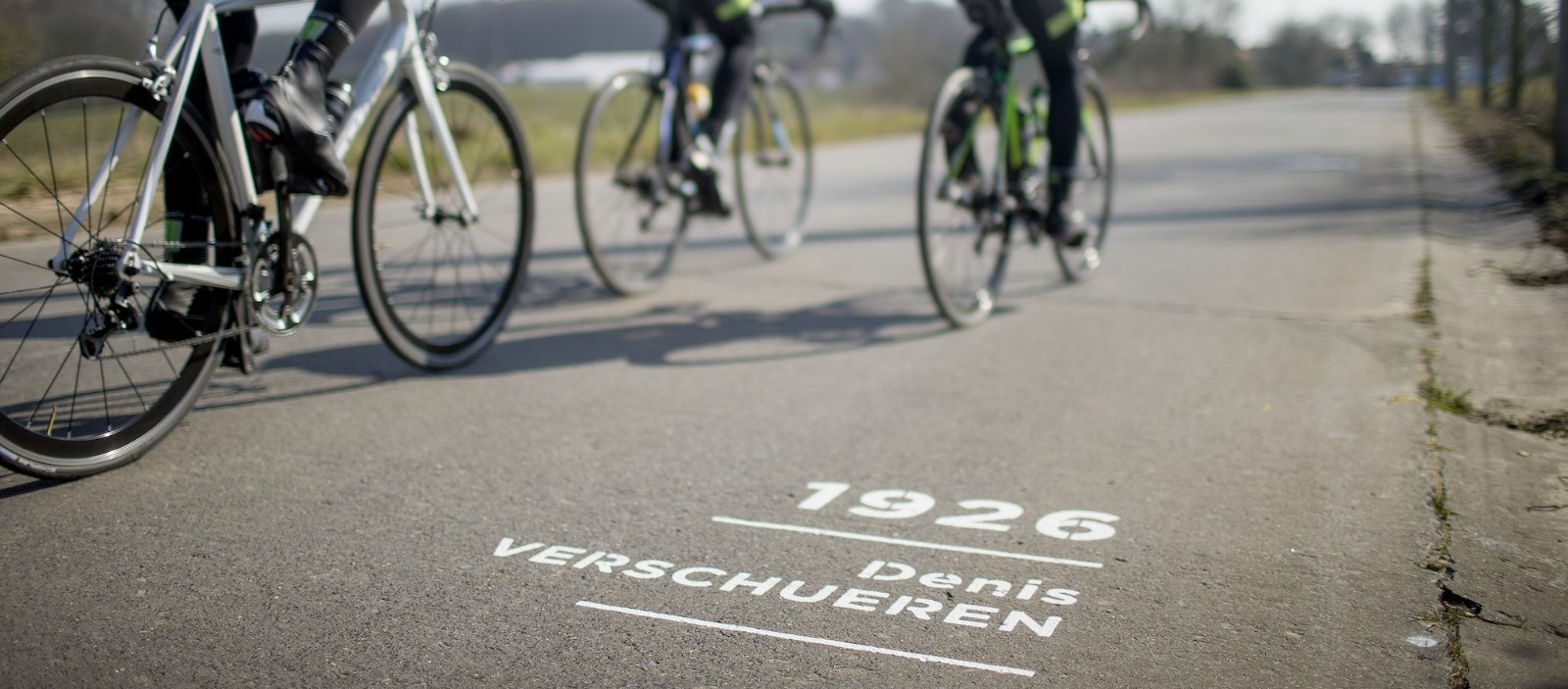 Vernieuwde Ronde van Vlaanderenstraat eert Helden van de Ronde