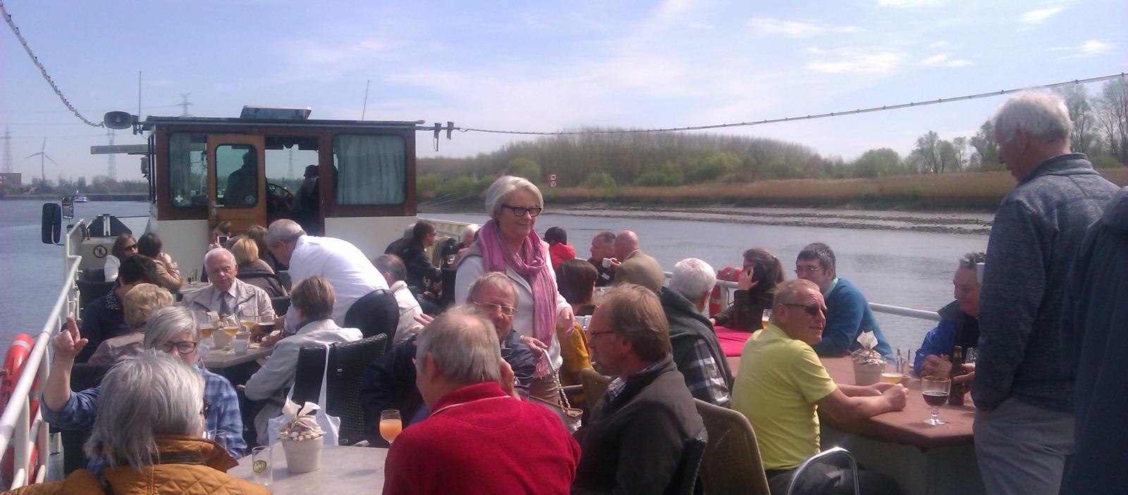 Sectormoment Water en Toerisme in Waasland en Scheldeland