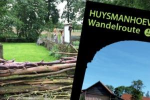 Gratis Huysmanhoeve Wandelroute in het Meetjesland