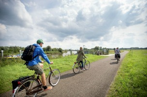 Wijziging routes in Scheldeland