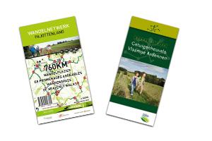 Uit verkoop: wandelnetwerken 'Pajottenland' en 'Getuigenheuvels'