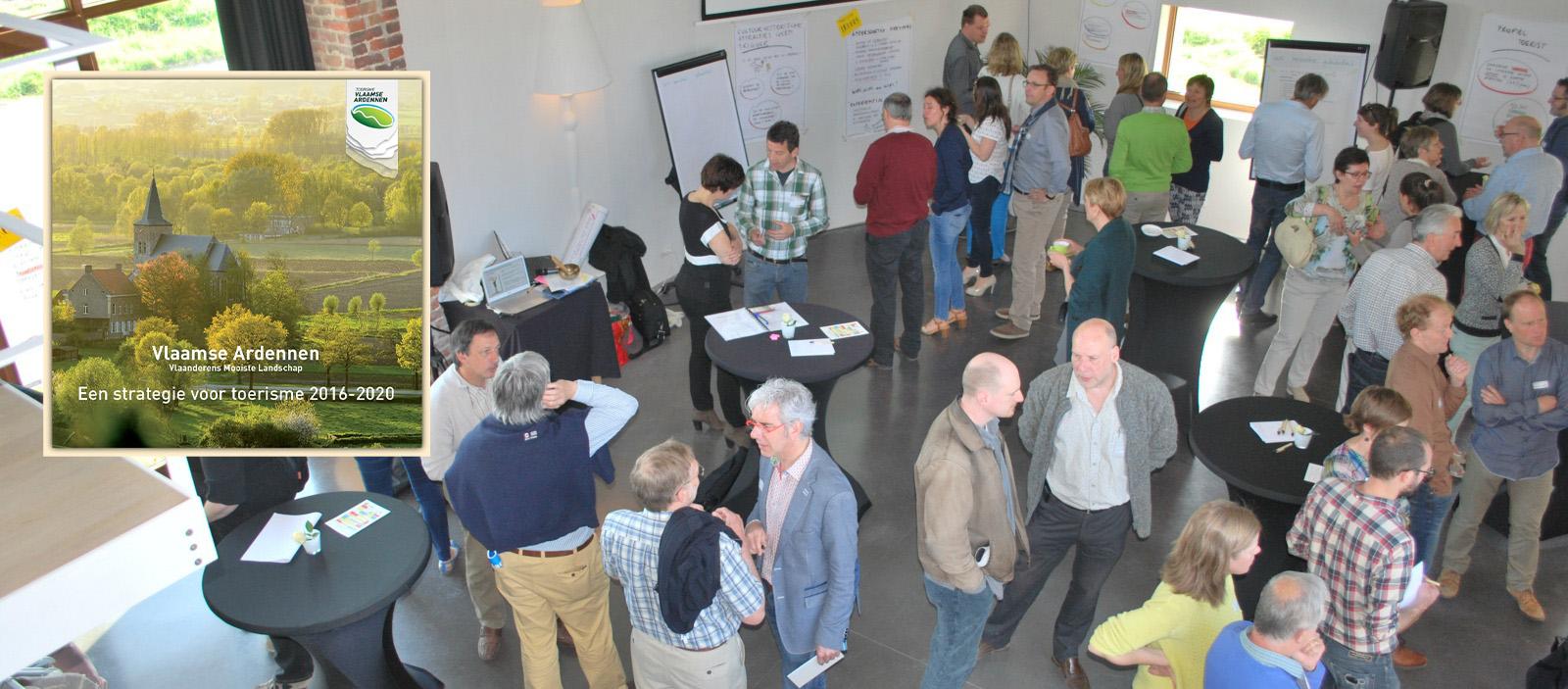 Strategisch Beleidsplan Toerisme in de Vlaamse Ardennen, 2016-2020