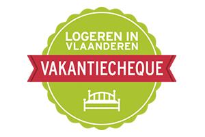 Lancering Logeren in Vlaanderen Vakantiecheque