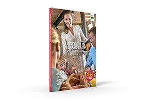 Boek Logeren in Vlaanderen Vakantieland 2017 beschikbaar