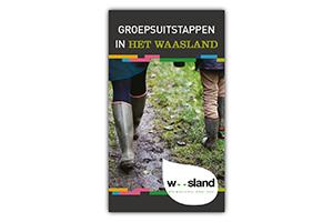Brochure Groepsuitstappen Waasland