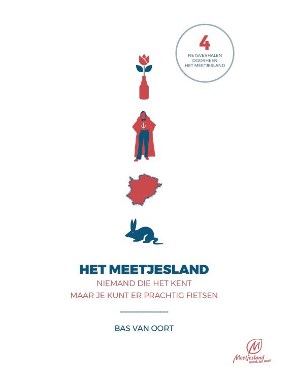 Nieuwe fietsroutes met Fietsboek Meetjesland & herwerking Havenlandkaart