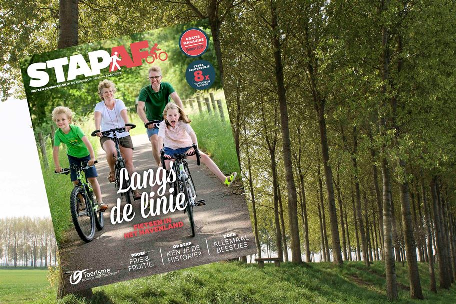 Onderzoek gebruik StapAf-routeboekje zomer 2017