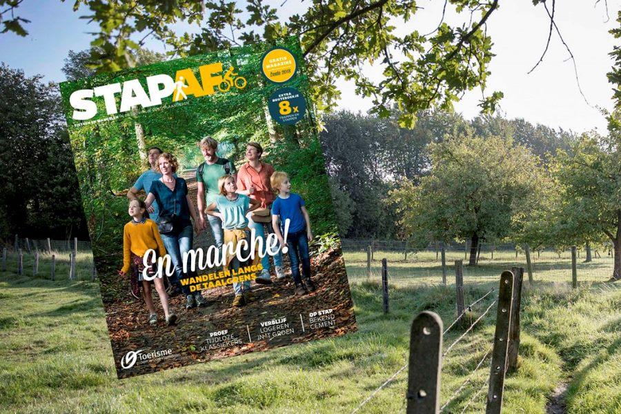 StapAf Lente 2018 beschikbaar