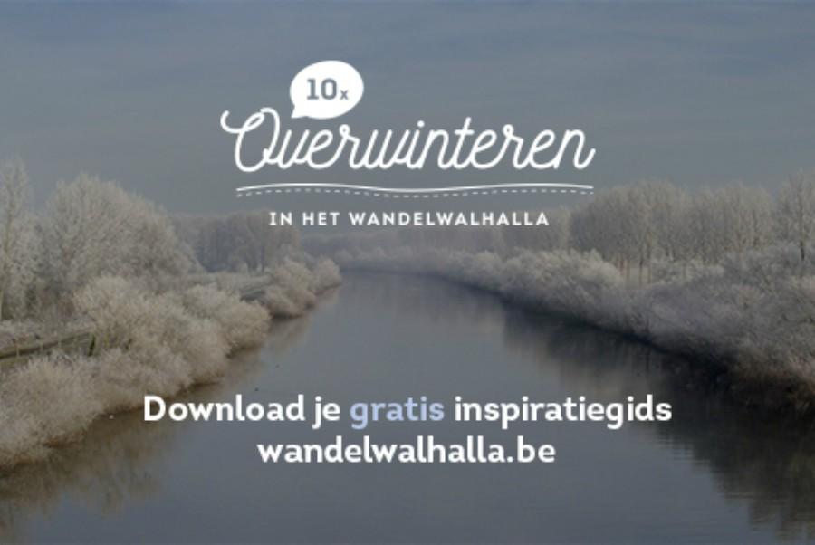 10x Overwinteren in het Wandelwalhalla Vlaamse Ardennen