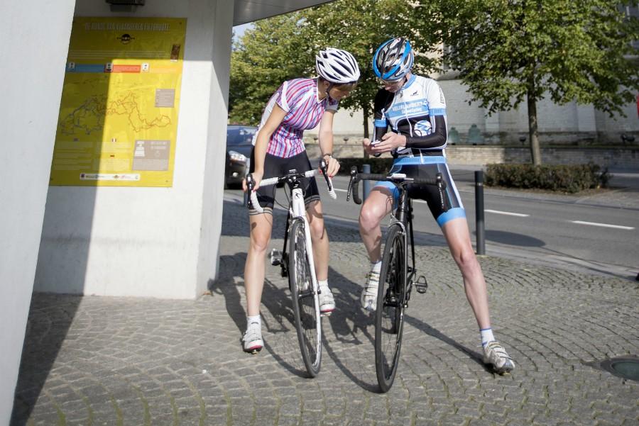 Terugblik infomoment logies Centrum Ronde van Vlaanderen
