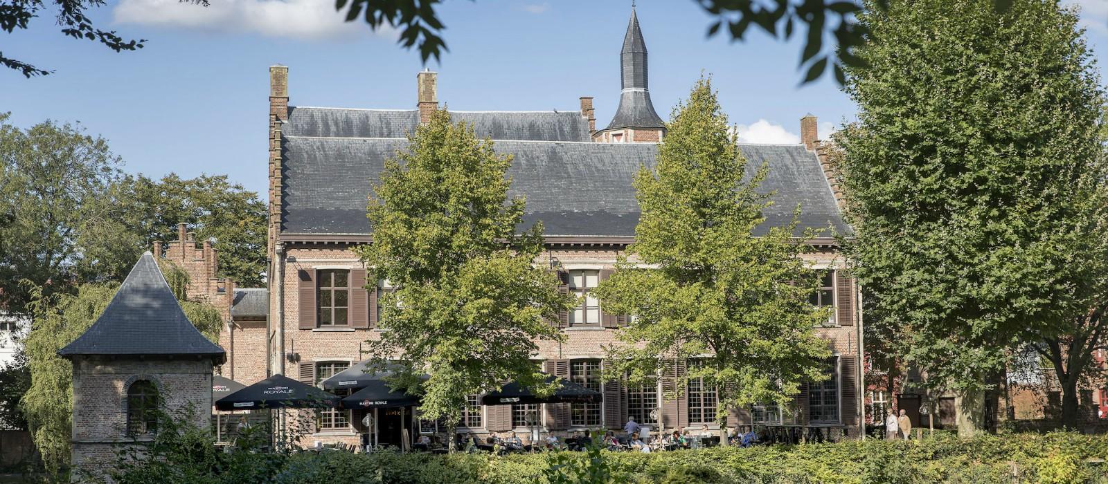 Reportage: studie naar de ontsluiting van kastelen in het Waasland