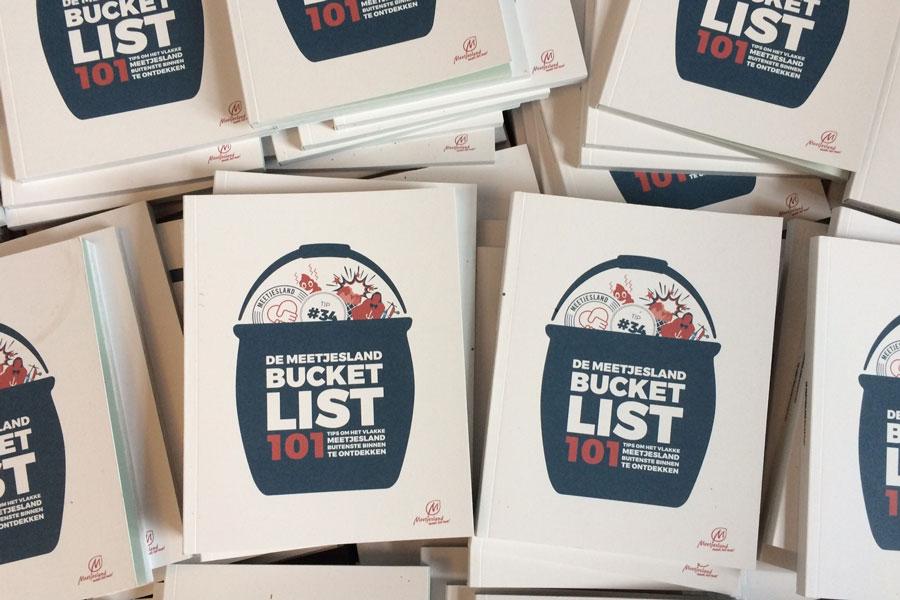 Bucketlist Meetjesland 101 tips: nodig klanten uit!