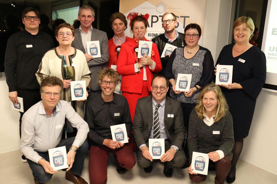 Opening Toeristisch Seizoen Meetjesland en Kunstacademie aan de slag met De Lieve