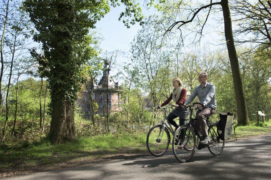 Leiestreekfietsroute bij de mooiste fietsroutes van het land