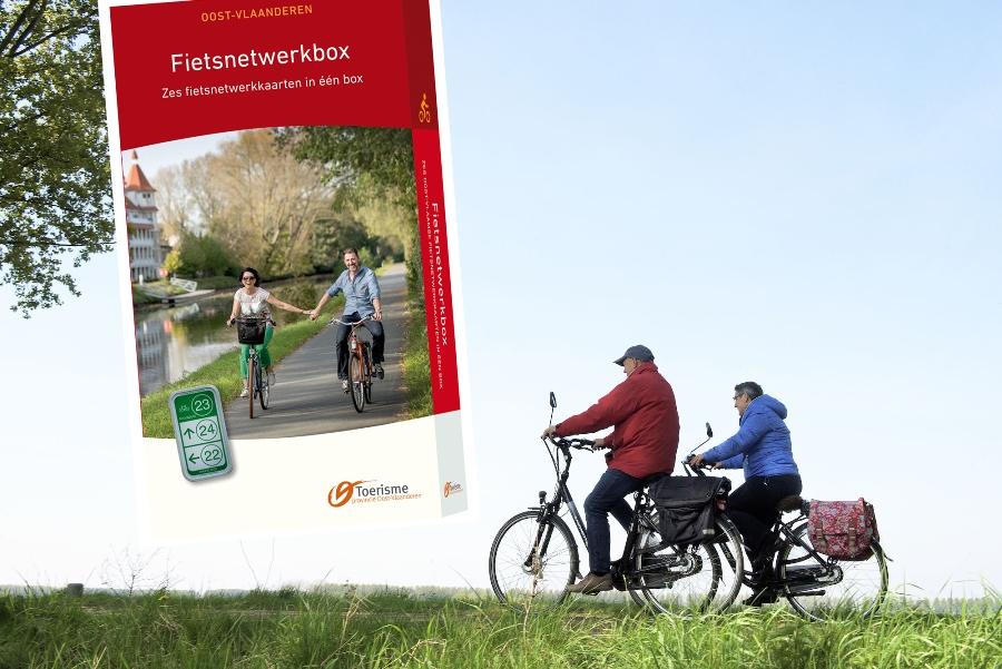 Nieuwe fietsnetwerkboxen