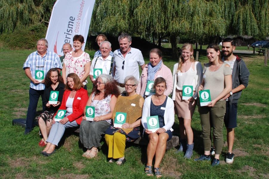 Terugblik terugkommoment horeca-ambassadeurs Bloeiend Oost-Vlaanderen