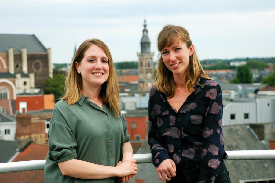 Nieuwe gezichten: Elisa en Ruth