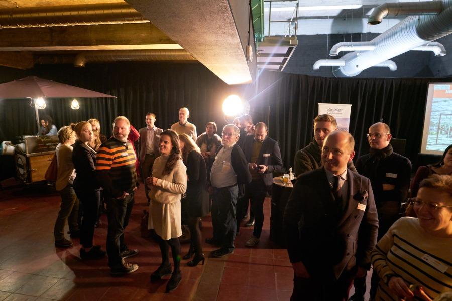 MeetinGent & Oost-Vlaanderen laat event- en meetingsector netwerken