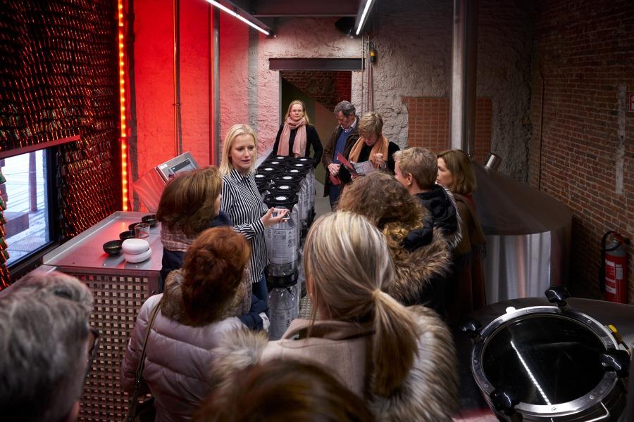 MeetinGent & Oost-Vlaanderen laat bedrijven kennismaken met event- en meetinglocaties in het Waasland