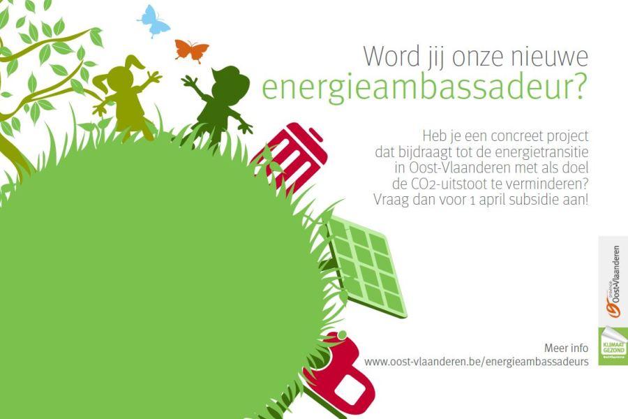 Word energieambassadeur!