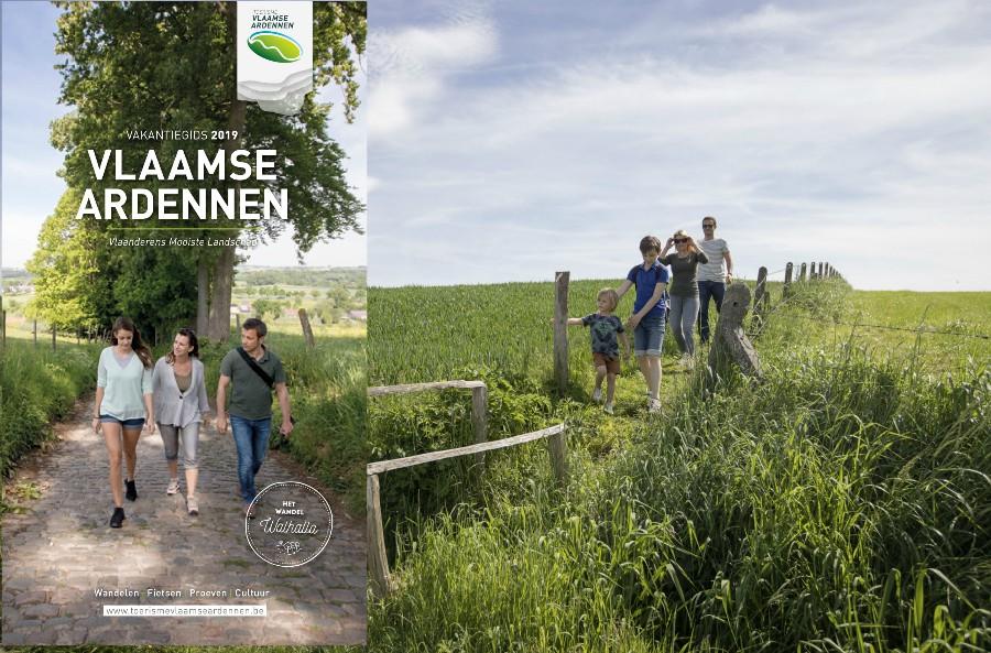 Vlaamse Ardennen Toeristische Gids 2019