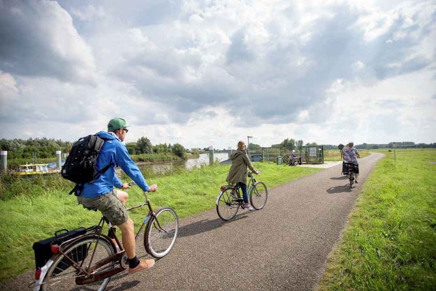 Belangrijke aanpassingen bij diverse fiets- en wandelroutes
