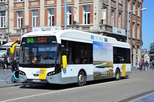 Campagne 'De kortste weg naar verwondering' van Logeren in Vlaanderen Vakantieland