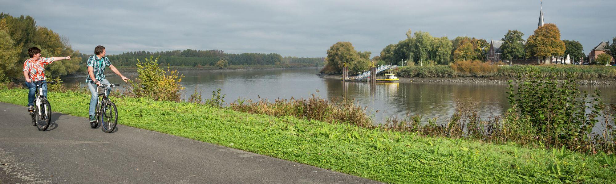 Gidsenopleiding Scheldeland-Oost – Gewijzigde voorwaarden