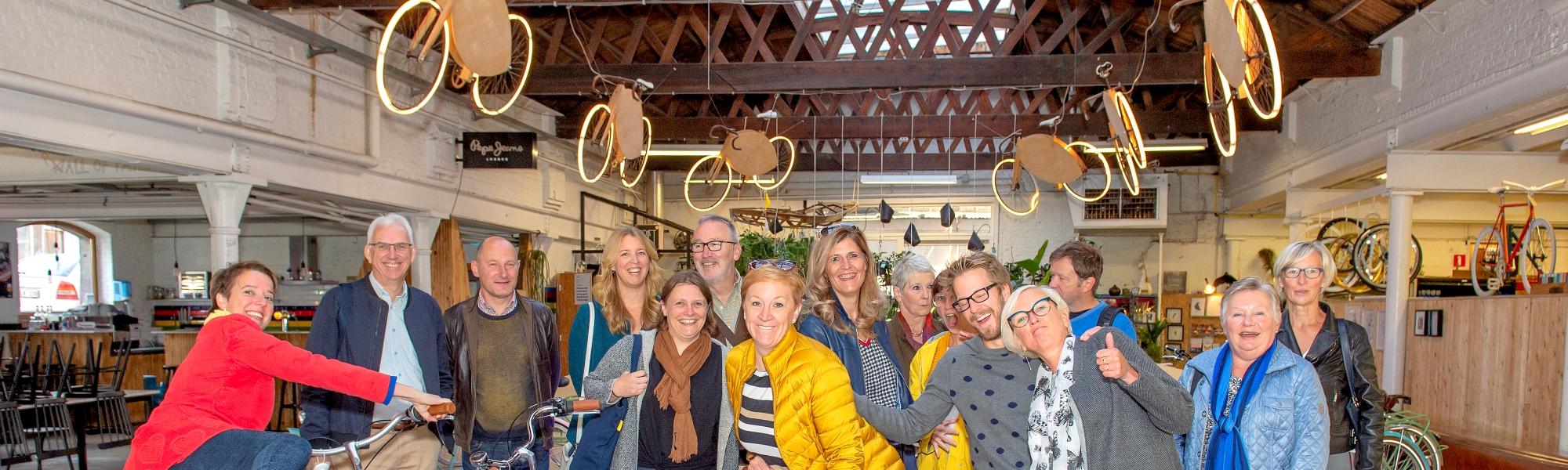 Inspirerend: gidsenwerking in Aalst