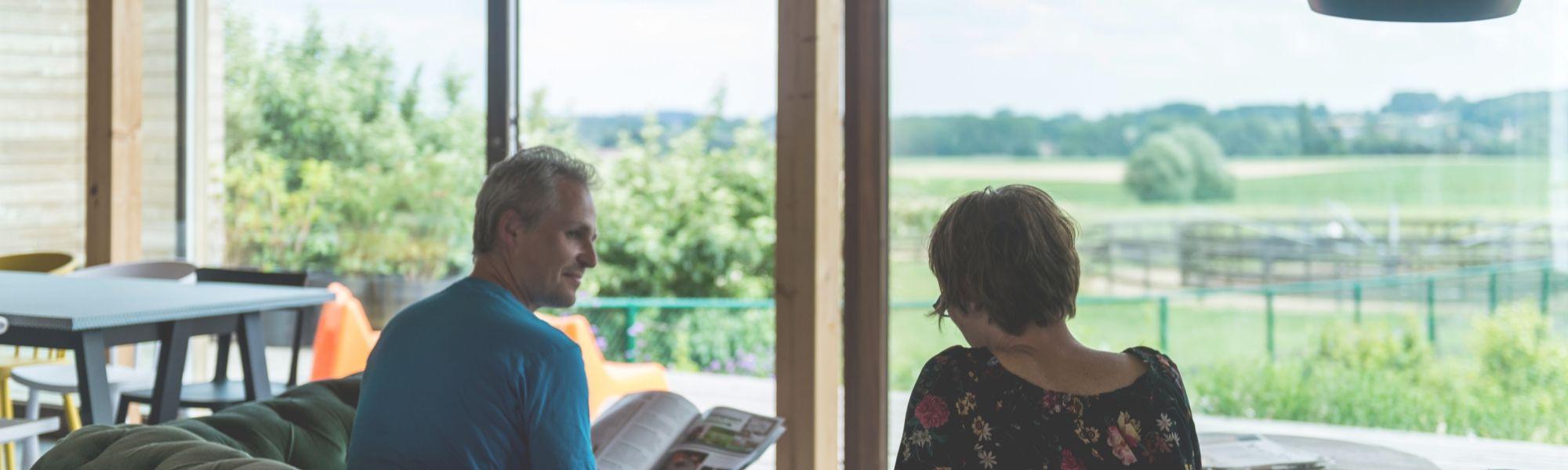 Logies in de kijker – partnerschap 2020 – Vlaamse Ardennen