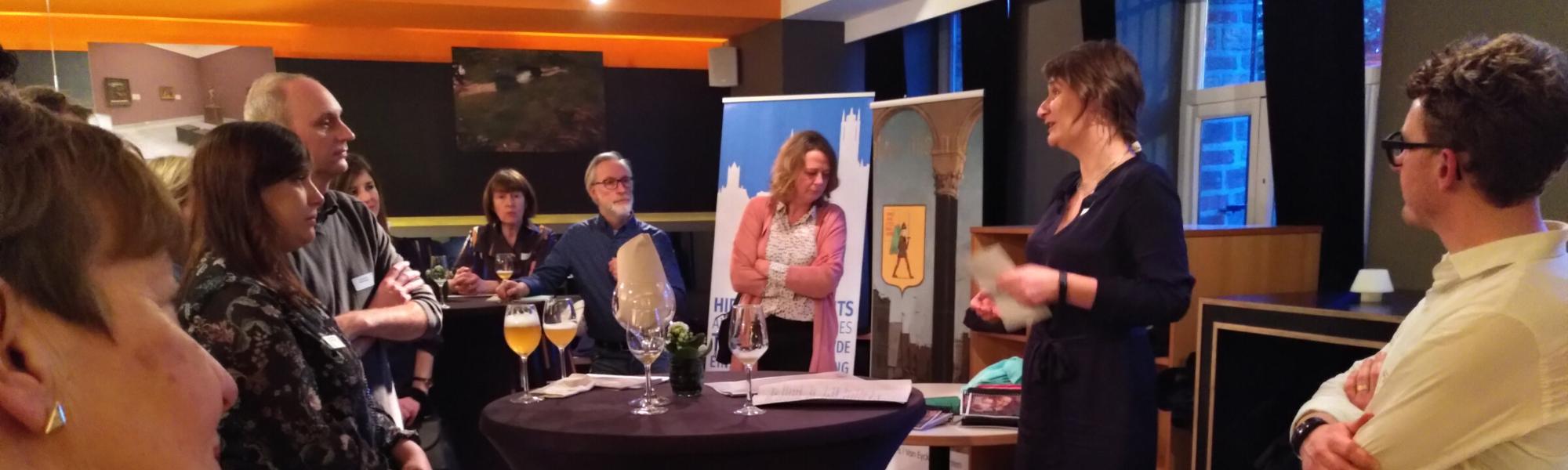 Gentse horeca-ondernemers klaargestoomd voor Van Eycktoerisme in 2020