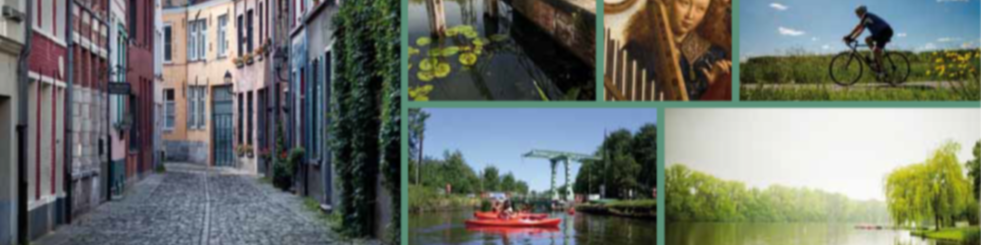 Productief in 2019: het jaarverslag van Toerisme Oost-Vlaanderen