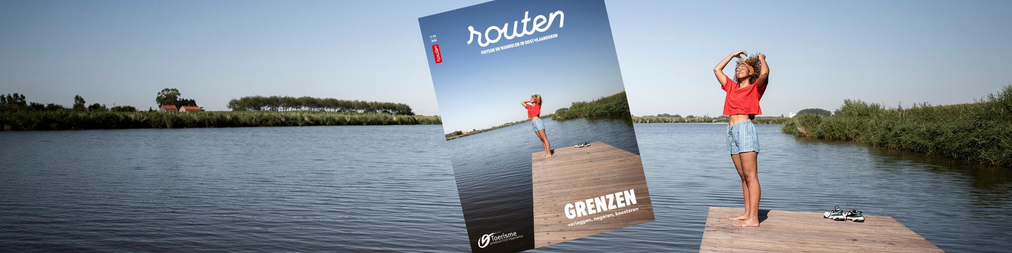 Nieuw: Routen magazine