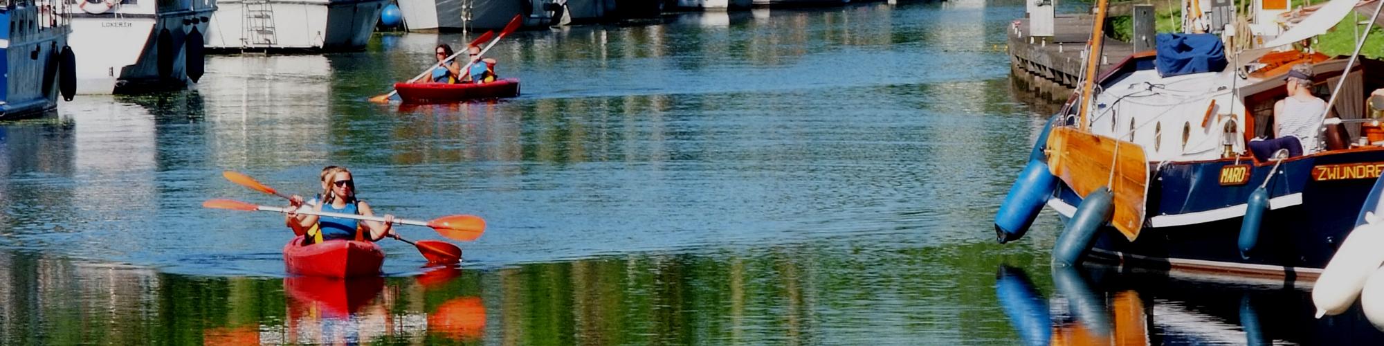 Ideeënoproep uitbating Parkpaviljoen Lokeren als watertoeristisch centrum
